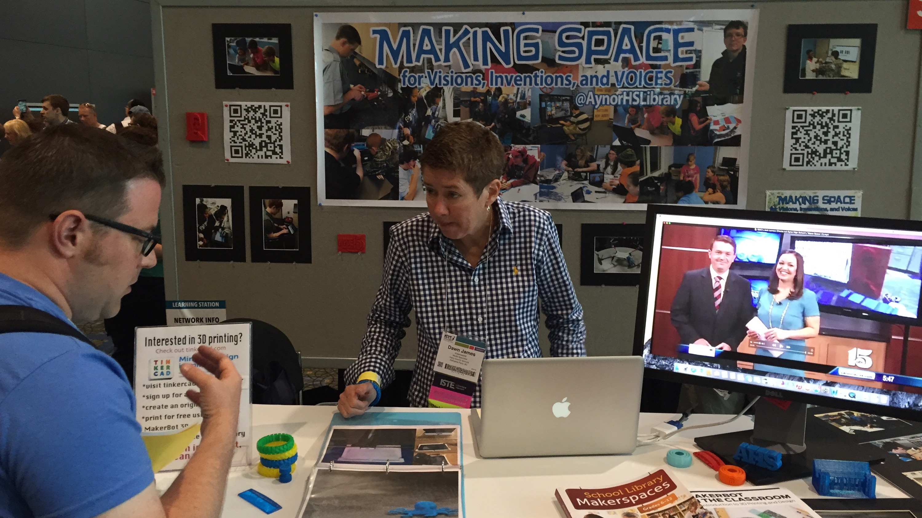 #ISTE15 #MakerEd